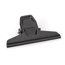 Briefklemmer 95mm schwarz Maul 21009-90 Produktbild