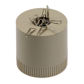 Klammernspender Clip-Boy grau magnetisch Arlac 211-03 Produktbild