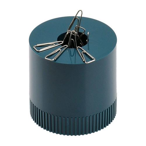 Klammernspender Clip-Boy petrol magnetisch Arlac 211-59 Produktbild Front View L