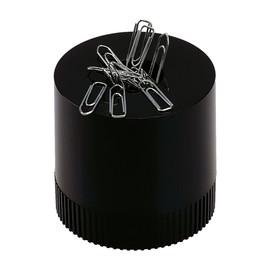 Klammernspender Clip-Boy schwarz magnetisch Arlac 211-01 Produktbild