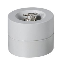 Klammernspender ø 73mm x 60mm grau magnetisch Maul 30123-82 Produktbild