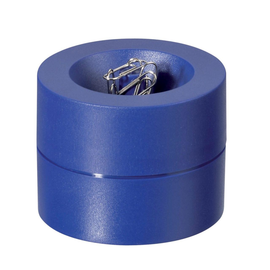 Klammernspender ø 73mm x 60mm blau magnetisch Maul 30123-37 Produktbild