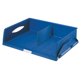 Briefkorb Sorty Jumbo für A3/C3 472x110x355mm blau Kunststoff Leitz 5232-00-35 Produktbild