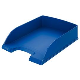 Briefkorb Standard für A4 242x63x340mm blau Kunststoff Leitz 5227-00-35 Produktbild