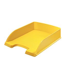 Briefkorb Standard für A4 242x63x340mm gelb Kunststoff Leitz 5227-00-15 Produktbild