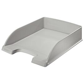 Briefkorb Standard für A4 242x63x340mm grau Kunststoff Leitz 5227-00-85 Produktbild