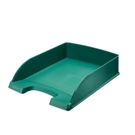 Briefkorb Standard für A4 242x63x340mm grün Kunststoff Leitz 5227-00-55 Produktbild