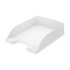 Briefkorb Standard für A4 242x63x340mm weiß Kunststoff Leitz 5227-00-01 Produktbild