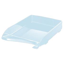 Briefkorb Elegant für A4 244x52x335mm glasklar kunststoff Leitz 5220-00-02 Produktbild