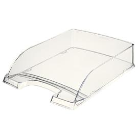 Briefkorb Plus für A4 242x63x340mm glasklar kunststoff Leitz 5226-00-02 Produktbild