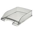 Briefkorb Plus für A4 242x63x340mm grau transparent kunststoff Leitz 5226-00-92 Produktbild