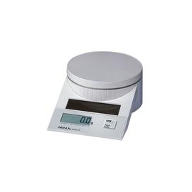 Briefwaage MAULtronic S bis 2000g 0,5g-Teilung weiß Solarbetrieb Maul 15120-02 Produktbild