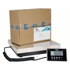 Paketwaage PAKET 50 bis 50kg 20g-Teilung elektrisch+Batteriebetrieb WEDO 50775020 Produktbild