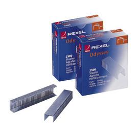 Heftklammern Odyssey Rexel 2100050 (PACK=2500 STÜCK) Produktbild