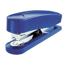 Heftgerät B4 bis 40Blatt für 24/6+24/8+26/6+26/8 blau glänzend Novus 020-1272 Produktbild