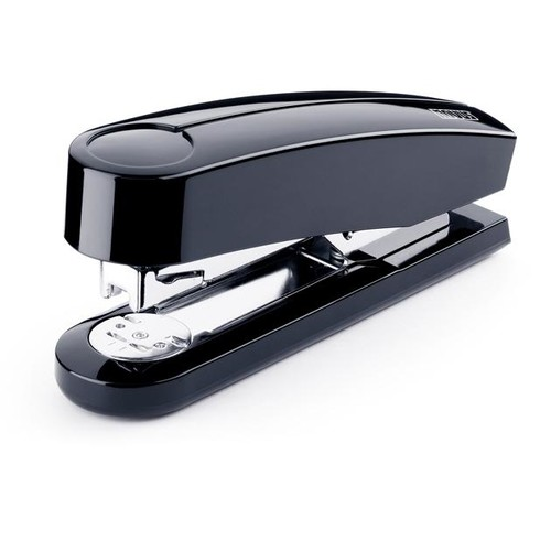 Heftgerät B4 bis 40Blatt für 24/6+24/8+26/6+26/8 schwarz glänzend Novus 020-1267 Produktbild Front View L