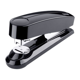 Heftgerät B4FC FlatClinch bis 50Blatt für 24/6+24/8+26/6+26/8 schwarz glänzend Novus 020-1423 Produktbild