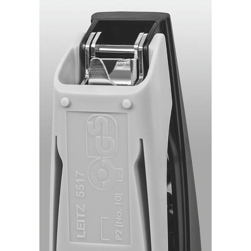 Miniheftgerät NeXXt 5517 bis 10Blatt für No.10 schwarz Leitz 5517-00-95 Produktbild Additional View 2 L