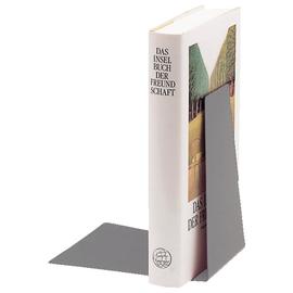 Buchstütze 125x140x145mm grau Metall Leitz 5298-00-85 Produktbild