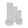Schreibtisch-Boy weiß Kunststoff Metzger & Mendle 685004-02 Produktbild