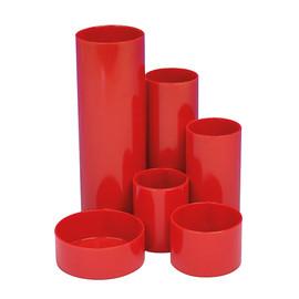 Schreibtisch-Boy basic-rot Kunststoff Metzger & Mendle 685004-37 Produktbild