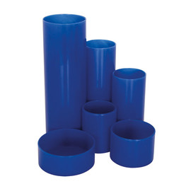 Schreibtisch-Boy blau Kunststoff Metzger & Mendle 685004-39 Produktbild