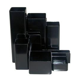 Köcher Multiboy schwarz Kunststoff Metzger & Mendle 685202-01 Produktbild