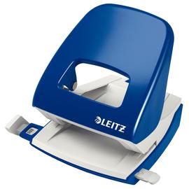 Locher NeXXt 5008 bis 30Blatt blau Metall Leitz 5008-00-35 Produktbild