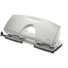 Doppellocher 5012 bis 25Blatt grau Leitz 5012-00-85 Produktbild