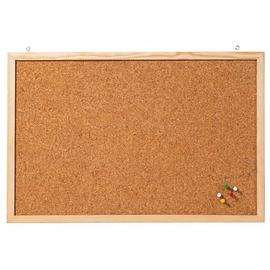 Korktafel Memoboard mit Holzrahmen 40x60cm Franken CC-KT4060 Produktbild