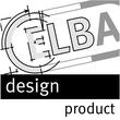 Ordnungsmappe chic mit Gummizug A4 mit 12 Fächern blau Karton Elba 400001035 Produktbild Additional View 2 S