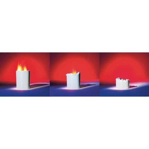 Papierkorb mit Alu-Einsatz schwer entflammbar 20l schwarz HAN 1818-S-13 Produktbild Additional View 2 L