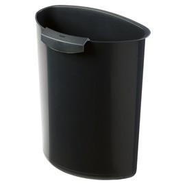 Abfalleinsatz ohne Deckel MOON 6l schwarz HAN 1837-13 Produktbild