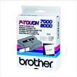 Schriftband laminiert 24mm/15m schwarz auf weiß Brother TX-251 (ST=15 METER) Produktbild Additional View 2 S