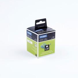 LabelWriter-Etiketten für Hängeablage 12x50mm weiß Dymo S0722460 (PACK=220 ETIKETTEN) Produktbild