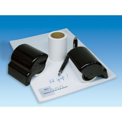 Rolllöscher 6,4x8,4x8,7cm schwarz Kunststoff Wedo 80201 Produktbild Additional View 2 L