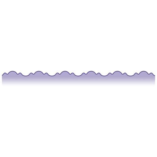Bastelschere Barockschnitt 16cm violett Kunststoffgriff Wedo 771907 Produktbild Additional View 1 L