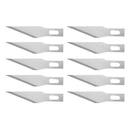 Ersatzklinge für Skalpell oder Hobbymesser spitze Form Wedo 7821 (DS=10 STÜCK) Produktbild