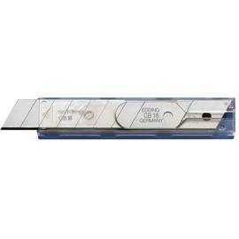 Ersatzklinge für Schneidemesser für Edding M18,ML18 18mm Edding CB18 (PACK=10 STÜCK) Produktbild