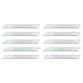 Ersatzklingen für Schneidemesser 9mm Wedo 789 (DS=10 STÜCK) Produktbild