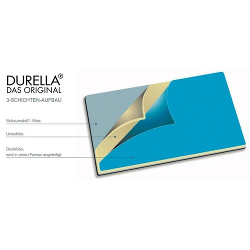 Schreibunterlage Durella 40x53cm pop rot Läufer 40594 Produktbild Additional View 1 L
