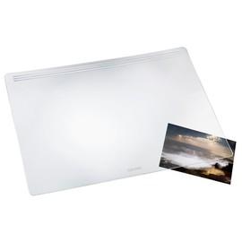 Schreibunterlage Matton Transparent 50x70cm glasklar Läufer 32700 Produktbild