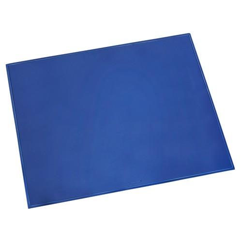 Schreibunterlage Synthos 52x65cm blau Läufer 49655 Produktbild Front View L