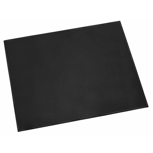 Schreibunterlage Synthos 52x65cm schwarz Läufer 49656 Produktbild Front View L