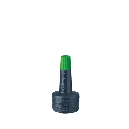 Stempelfarbe ohne Öl 28ml grün Pelikan 351239 (FL=28 MILLILITER) Produktbild Additional View 1 L