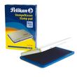 Stempelkissen 2 7x11cm blau Metall Pelikan 331017 Produktbild