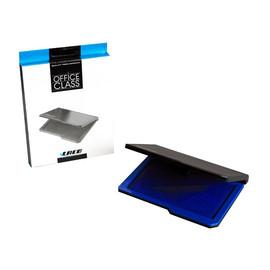 Stempelkissen SK02 7x11cm blau Kunststoff Laco 2601040200 Produktbild