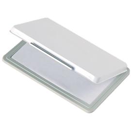 Stempelkissen Größe 2 7x11cm Metall ungetränkt BestStandard KF25214 Produktbild