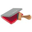 Stempelkissen 3E 5x7cm rot Kunststoff Pelikan 337725 Produktbild