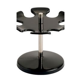 Stempelträger rund für 6Stempel Durchmesser 11cm,H 10cm schwarz Metall Maul 51006-90 Produktbild